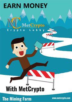Earn Money With MetCrypto.