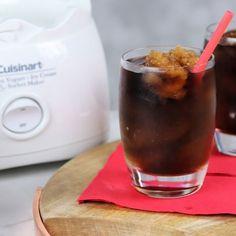 Whiskey Slush, Honey Whiskey, Refreshing Drinks, Summer Drinks, Ice Cream Drinks, Cola Drinks, Pumpkin Custard, Frozen Coffee, Apple Cider Donuts