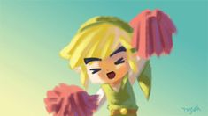 Cheerleader Link! AAAA