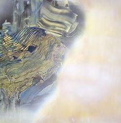 """Azure Azure, """"Untitled No; 42"""", painting"""