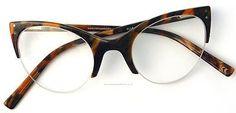 Classic 50s Cat-Eye Glasses 10ct - Google Search