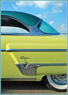 1954 Lincoln Capri by sjb4photos, via Flickr