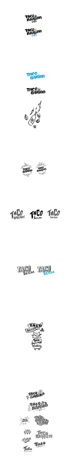 Tacobarinn on Behance