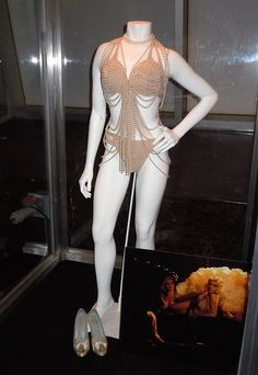 "Xtina's Pearl Costume ""Guy What Takes His Time"" from Burlesque"