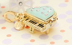 ChARmS❤Juicy Couture Jewelry, Piano