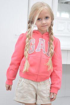Model Miss Ferry Corsten  #GAP  #GAPKIDS #ChildModel