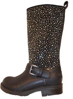 Lelli Kelly Amazing Black Biker Boots*PREORDER*