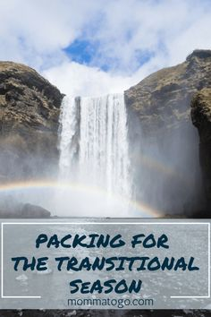Family Packing for the Transitional Season | Family Packing Tips | Family Packing Lists | Transitional Season Outfits | Vacation Packing Hacks | Vacation Packing Lists