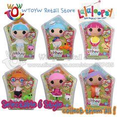 1pc frete grátis mga lalaloopsy littles boneca especificações diz um monte lalaloopsy figura brinquedo dom