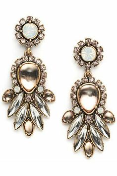 Style any Red Dress with statement pieces such as these gorgeous earrings.