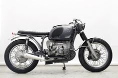 1956 BMW cafe racer