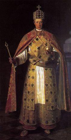 Francis II of Habsburg, last Holy Roman Emperor