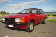 1981 Ford Cortina TF Ghia