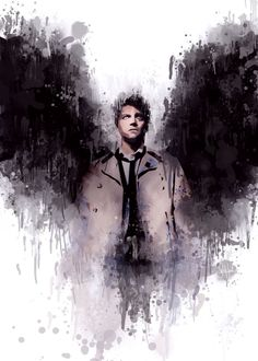 Castiel: so young , so brazen , so unholy i come to you in painted skies #spn