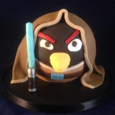 angry birds star wars cake - Google Search