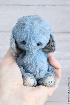 Купить Слоник тедди ЯШЕНЬКА Тедди слон - слон, слоник, слоник тедди, слоники, слоны