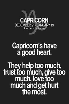 ❤️ zodiac mind your 1 source for zodiac facts capricorns – Astrologie Capricorn Facts, Capricorn Quotes, Zodiac Signs Capricorn, Capricorn And Aquarius, Zodiac Mind, Zodiac Sign Facts, My Zodiac Sign, Zodiac Quotes, Zodiac Star Signs