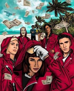 Netflix Show Recommendation: Money Heist! Tumblr Wallpaper, Disney Wallpaper, Cartoon Wallpaper, Films Netflix, Netflix Series, Movie Wallpapers, Cute Wallpapers, Cellphone Wallpaper, Iphone Wallpaper