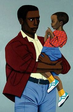 Elizabeth Catlett (African American artist) whom moved to Mexico to escape Racism
