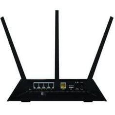 The NETGEAR Nighthawk looks like a jet and helps speed up your WiFi too Wireless Router, Wifi Router, Best Router, Jet, Range, Technology, Products, Tech, Tecnologia