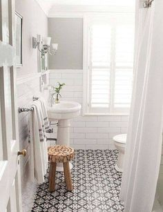 White Bathroom Interior Design blue and white bathroom bathroom victorian with black white