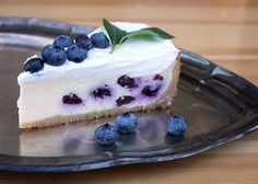 Sedem overených receptov na cheesecake - Žena SME Cake Recept, Russian Desserts, Czech Recipes, Cheesecake Brownies, Cheesecakes, Asian, How To Make Cake, Baked Goods, Sweet Recipes