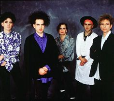 Late 80's The Cure. There are a handful of bands I keep rediscovering and loving.