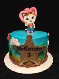 Image result for sheriff callie cake