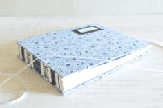 Handmade new baby album by card couture creations