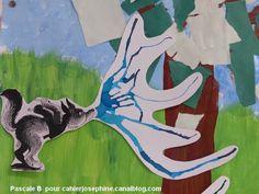 3cochonspascaleB02                                                                                                                                                                                 Plus Wolf, Navy Flag, Eyfs Activities, Traditional Tales, Preschool Programs, Flag Logo, Three Little Pigs, Elements Of Art, Art Plastique