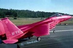 .A pink airplane, maybe if you really sell a lot of Mary Kay, instead of a caddy you get this!
