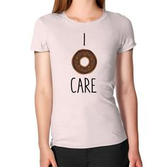 Donut Care Fitted Tee $39.99 CAD