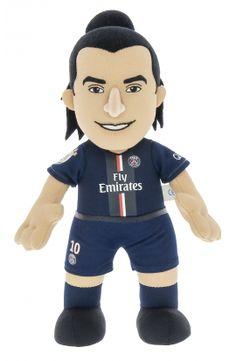 Poupluche Ibrahimovic 25 cm - Paris Saint-Germain - Saison 2014/15 - 22,00 €