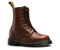 i love Docs...... and i LOVE croc........ this is Pascal Croc....... in dark brown....