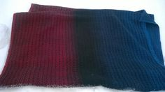 Handwoven babywearing sling mulberry silk weft by RosbackaHandmade