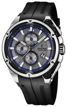 Buy FESTINA F16882/3 Tour-Chrono 2015 Mens Watch now from uhrcenter Watch Shop. ✓Official Festina Stockist!