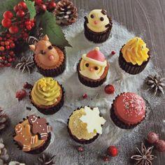 クリスマス限定デミタスカップケーキ! TABLES「タブレス」