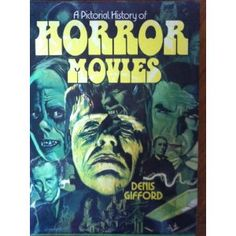 My favorite book as a kid.  A Pictorial History of Horror Movies: Denis Gifford