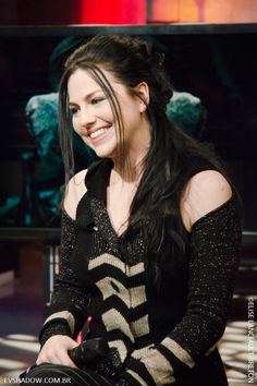 AMY LEE I love her style off stage.