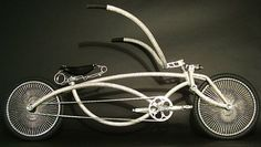 Expensive low rider bike 48 VWt78 5784