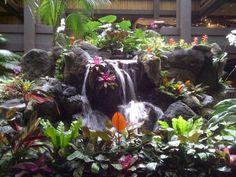 Polynesian Resort!