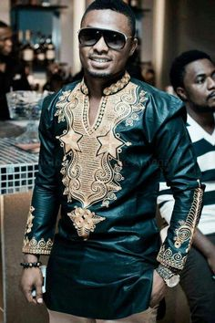 African Dashiki Suite, African Men Clothing, Dashiki Wedding Suite, Dashiki Men's Style, African Men's Shirt And Pants. by AfricanWearStyles on Etsy African Inspired Fashion, African Print Fashion, Africa Fashion, Ankara Fashion, Tribal Fashion, Fashion Outfits, Male Fashion, Latest Fashion, High Fashion