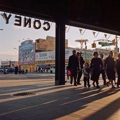 Vintage photo    Coney Island, Brooklyn, NY