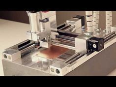 PCB prototyping with Cirqoid machine - YouTube