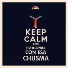Chusma! Chusma!