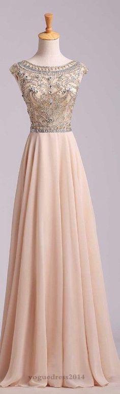 Pretty Pink Formal Dress #promdress