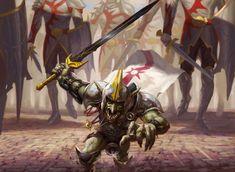 Legion Loyalist - MtG Art