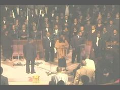 Detroit Mass Choir & Vanessa Bell Armstrong - Peace Be Still Whenever the Lord says Peace..There will be Peace