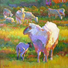 mactavisharchive.com - Animals  This is how I want to paint! Love!
