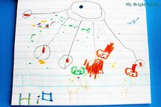 My Bright Firefly: Telling Stories through Journaling for 3 Year Olds
